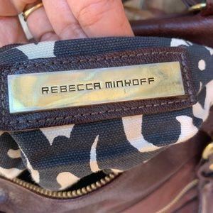 Rebecca Minkoff Bags - Rebecca Minkoff Regan Satchel Tote Grey Suede